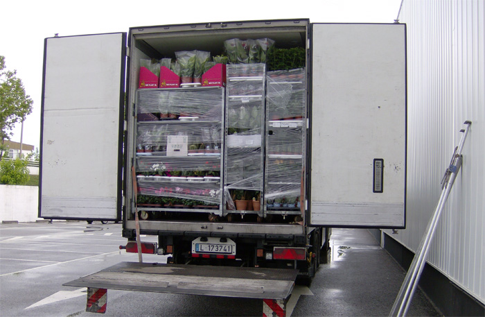 unload